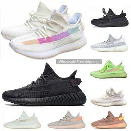 2019 Black Angel Colorful V2 Mens Running Shoes GID Clay True Form Hyperspace Static Luxury Women Designer Zapatillas deportivas al por mayor zz325 desde fabricantes