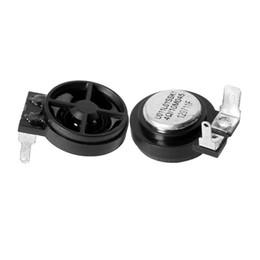 Polegada ohm alto-falantes on-line-2pcs 1 Inch Mini Áudio Tweeter portátil 4 Ohm 10W HIFI Speaker Car Tweeter Magnetic
