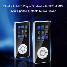 только музыкальный проигрыватель Скидка 1,8-дюймовый Bluetooth 4.2 Mp3-плеер Воспроизведение музыки с FM-радио Видеоплеер Поддержка MP3 TF карта 32 ГБ Расширение