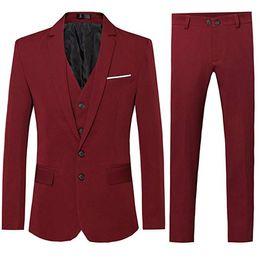 Argentina 2018 Navy Satin Slim Fit, traje de 3 piezas, dos botones, formal, banquete de boda de negocios, blazers, chaleco con parte delantera plana, conjunto (chaqueta + chaleco + pantalón) Suministro