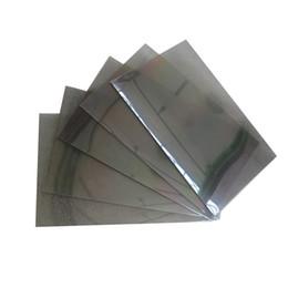 10 Unids   lote Venta al por mayor Nuevo 7 pulgadas 0 grado 155   98 MM  Hoja polarizada película para tft pantalla LCD LED brillante 9b2b49d1e8