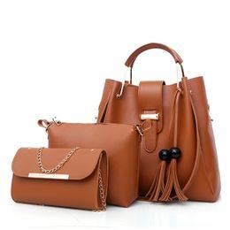 b8e5d8a074000 großes kamel Rabatt Stilvolle Frauen Composite-Taschen Große Kapazität  Schulterbeutel Für Frauen Weibliche Ketten Handtasche