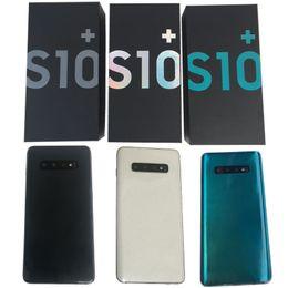2g telefones ram Desconto Goophone S10 + 6.5 polegada S10 + Goophone S10 Plus WCDMA 3G GSM 2G Quad Core Ram 1 GB Rom 4 GB Face e Íris ID Android 9.0 Telefone Mostrar 5G 8 GB 512 GB