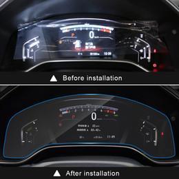 Argentina BBQ @ FUKA Dashboard Car Protector de pantalla Clear Center Touch HD Film para CRV 17-18 cheap touch screen for car dashboard Suministro