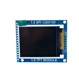 Lcd power ic онлайн-Smart Electronics 1,8-дюймовый 128 * 160 Последовательный Spi Tft ЖК-модуль Дисплей + Адаптер Pcb Power Ic Sd Разъем для Arduino 1,8 ''