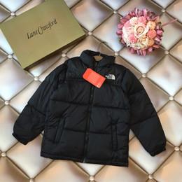 2019 длинные куртки девушки новая модель Детская куртка детская дизайнерская одежда из осеннего и зимнего полиэфирного волокна, белый гусиный пуховик мужской и женский пуховик
