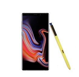 Samsung galaxy note 9 caneta on-line-Touch screen stylus s caneta escrita vara para samsung galaxy note9 note 9 n960u n960f navio bluetooth via