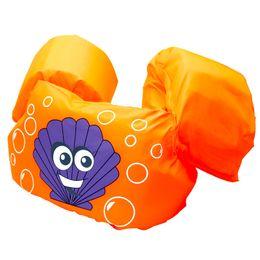 Brinquedos antigos on-line-1-6Year Velho Inflável Criança Colete de Natação Coletes salva-vidas Vest Crianças Crianças Piscina Anel Flutuador Nadar Anel de Segurança Brinquedo de Treinamento Do Braço