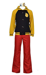 Cosplay da alma on-line-Comensal da Alma Cosplay Jacket Evans Anime Mangá Cosplay