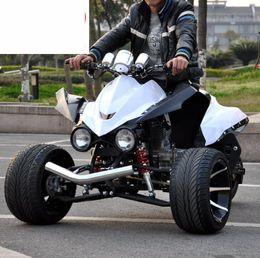 scooters électriques personnalisés Promotion ATV 200CC ATV Jante en aluminium de 12 pouces à trois roues inversée