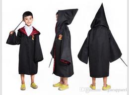 niedliche teenager-kleidung Rabatt Kinder Halloween Nette Cosplay Kleidung Kostüm Capes Fein Stickerei Abzeichen Geburtstagsgeschenke Freies Verschiffen