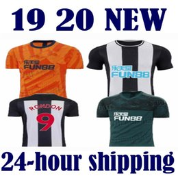 Newcastle united calcio online-Newcastle Adult soccer Jersey United 19 20 Home away third PEREZ 17 RITCHIE 11 RONDON 9 SHELVEY 8 2019 2020 Football shirt