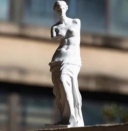 Statue de nus en Ligne-29CM Nu Venus de Milo Aphrodite Déesse Statue Hellénistique Réplique Reproduction Statue Statue En Plâtre Gypsum Croquis