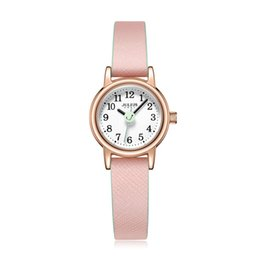 smallest watch Coupons - Julius Watch Special for Girl's Small Watch Cute High Quality Gift Watch Japan Quartz WristWatches 2018 New Montre Femme JA-1105