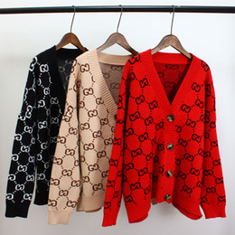 2019 женские свитера womem sweater with buttons long sleeve striped knitted cardigan ladies autumn 2018 new arrive oversize cotton sweaters luxury