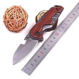 Llavero auto táctico online-Cuchillo plegable de autodefensa supervivencia al aire libre cuchillo táctico caza de camping cuchillos de utilidad Utilidad de defensa de edc multifunción llavero