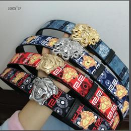 Les hommes et les femmes ceinture d'hommes de ceinture en cuir de cuir à la mode pour les jeunes simples ceinture de personnalité de la mode Hipster pour homme ? partir de fabricateur