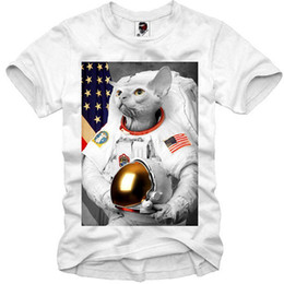 a624a5da9 Discount sloth shirt - E1SYNDICATE T-SHIRT CAT TIGER ASTRONAUT SLOTH  HIPSTER WASTED YOUTH NASA