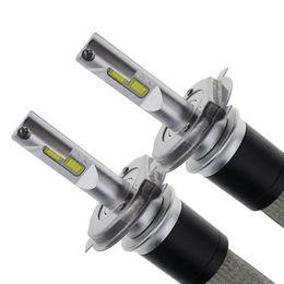 2019 hb4 led scheinwerfer Autolampen LED H7 H4 H11 9005 H10 H16JP 9006 6000 Karat Weiß 9012 HIR2 HB3 HB4 HB4 HB2 PY20D LED Autoscheinwerfer + T10 * 2pcs (freies Geschenk) rabatt hb4 led scheinwerfer
