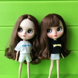 Muñecas para niña de 12 años online-Año nuevo Cosas Accesorios Mercancías Ropa para muñecas Niñas Estilo de vida original Princesa Pequeños Juguetes Universal