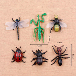 hand painted garden Coupons - Simulation Mini Insect Micro Landscape Decorations Garden DIY DecorSuitable with small decorative gardening. Mini, hand-painted, each color