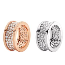 2019 anéis de ouro com sorte Estilo de aço inoxidável senhora amuleto charme temperamento anel espiral romana jóias rosa de ouro presente de aniversário bzero desconto anéis de ouro com sorte