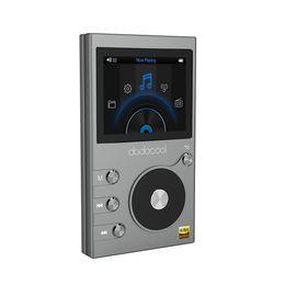 jogador de mp3 redondo Desconto Hi-Fi MP3 Player 8 GB de Música Jogadores com Tela LCD Gravador de Voz FM Rádio Suporte TF cartão de até 256 GB