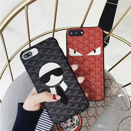 Deutschland Mytoto Fashion Tide Goya Little Monster Fall für iphone 6 6Plus 7 7plus 8 8Plus X XS XR MAX Telefonkästen cheap drop proof phone Versorgung