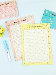 Carino carte d'amore online-Creative Letter Paper Set Express Letter Busta di carta Letteratura e arte Colore Love Style Simple Cute Card