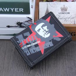 2019 три раза кошельки мужчины 2019 New Punk Tri-кратная Canvas Wallet большой емкости карманные Кошельки для мужчин и женщин конструктора вскользь Короткие Zipper монет скидка три раза кошельки мужчины