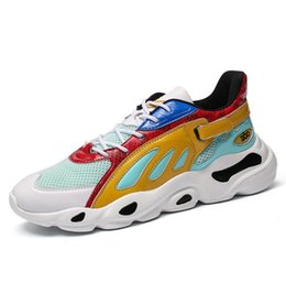fc5ea9f64b1b 2019 Winter New Ins Old Shoes Casual Sneakers Sports Shoes Non-slip Wear  Resistant Running Basketball New York Fashion Week Shoes US Size