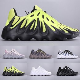 ups release Promo Codes - 2019 New Release 451 Kanye 3M Volcano Wave Runner Mens Designer shoes Men 700s Sports Sneakers Cool Fashion Trainers Size 7-11
