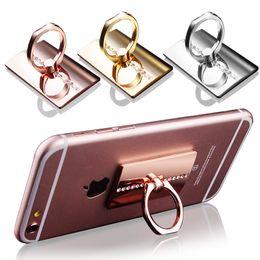 2019 универсальный усилитель экрана мобильного телефона Мобильный телефон ленивый кольцо кронштейн покрытие павлина love metal с бриллиантовой пряжкой для iPhone6S Apple 7plus универсальный