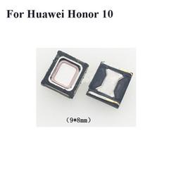 2019 auriculares huawei honor 5pcs para Huawei honor 10 del auricular del auricular del reemplazo del receptor altavoz Módulo Flex Cable para Huawei honor10 honor 10 Piezas rebajas auriculares huawei honor