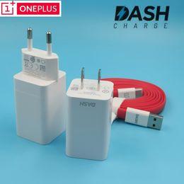 ladegerät original oppo Rabatt Original 6 Ladegerät, 5V 4a Oneplus 6T 5T 5 3T 3 Quick Fast Dash Ladegerät Adapter USB 3.1 Typ-C Daten Nudelkabel Oppo J190427