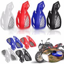 2019 saxo tinkoff radfahren trikot Motorradhandschützer Mit Mount Kit ABS Motorrad-Zubehör, Schwarz, Blau, Rot, Weiß
