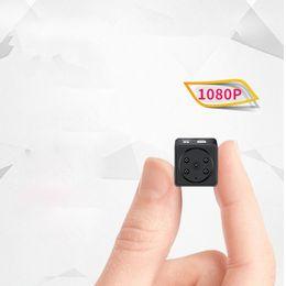 cámaras de control de sonido Rebajas Cámaras de vigilancia Hd pequeña cámara de visión nocturna sin luz móvil de la detección del monitor de seguridad inteligente 1080p platos calientes