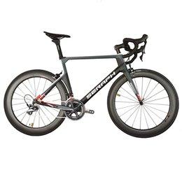 completa bicicleta de estrada de carbono com Shimano R7000 groupset venda quente bicicleta de estrada de carbono / fábrica de bicicleta de estrada de carbono de preços completa de