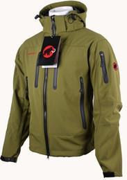 Мужчины Куртки Отопление Тепловой С Шапки Softshell Куртка Мужчины Открытый Зимняя Езда Путешествия Водонепроницаемая Куртка от