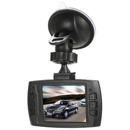 Coche tft dvd online-1PC Full HD 1080P 2.4 pulgadas TFT LCD Pantalla Car DVd Dash Camera Black