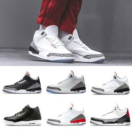 shoes korea sneaker Coupons - Hot Sale Men JTH Basketball Shoes Designer mens Grateful QS Katrina Black Cement Tinker Korea Fire Red Pure White Trainers Sneaker Shoes