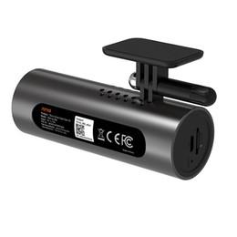 Mini wifi hd kamera online-Neue Original-Xiaomi 70mai Dash Cam 1S Auto DVR Wifi Englisch Sprachsteuerung dashcam 1080P HD Nachtsicht-Auto-Kamera-Videogerät G-Sensor