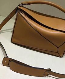 Haute qualité 2018 nouveau style mode en cuir véritable puzzle sac femmes sac à bandoulière géométrique sac à main sac de soirée ? partir de fabricateur