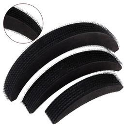 pães quentes cabelo Desconto Hot Sponge Braider Hair Styling Torção Magic Bun Hair Base de Colisão Styling Inserir Volume da Ferramenta