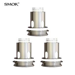 Wholesale SMOK TF Tank катушки Bf Mesh ohm керамические ohm сменные головки для Morph Kit шт в упаковке аутентичные