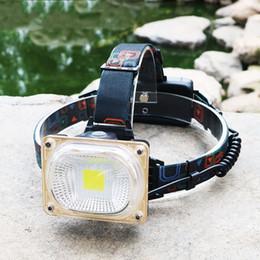 Patch-licht online-COB LED Starkes Licht Scheinwerfer Wasserdichte USB Ladekopf Licht Patch Flash Dauerhafte Heißer Verkauf Enthält nicht Display Rack 24fxI1