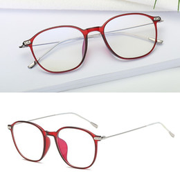 71f37622b8be TR90 Metal Alloy Glasses Frame Men Myopia Eye Glass Prescription Eyeglasses  2019 Transparent Screwless Optical Frames Eyewear affordable frame glasses  men ...