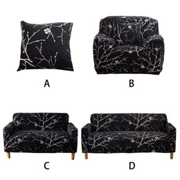 Sensational Sure Fit Print Stretchy Chair Sofa Cover Singlethree Seat Slipcover Ultimate Furniture Seater Protector Set Theyellowbook Wood Chair Design Ideas Theyellowbookinfo