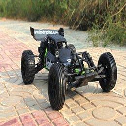 voitures rc sans balais pour Promotion CR709R 2.4G 2CH 1/10 2WD Brushless Étanche BL EP Course Hors Route Baja RC Voiture Haute Vitesse 70 km / h 2019 Nouvelle Arrivée Jouets