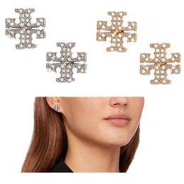 orecchini stereoscopici Sconti Marca materiale di ottone cava stereoscopico con diamante per gioielli orecchini goccia donne spedizione PS6703A